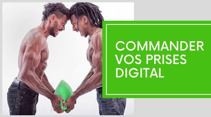 acheter prise digital